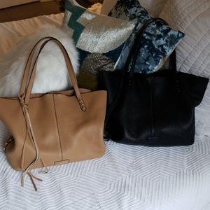 Set of Rebecca Minkoff Hobo Bags